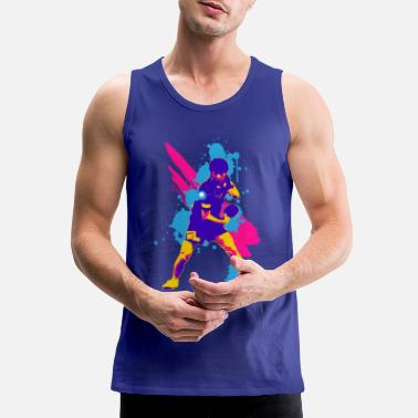 Table Tennis Skills And Determination Win Table Tennis for gift - Men's Premium Tank