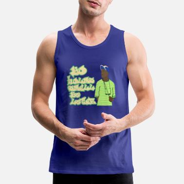 Prince Fresh Prince Yo Holmes Smell Ya Later - Men's Premium Tank