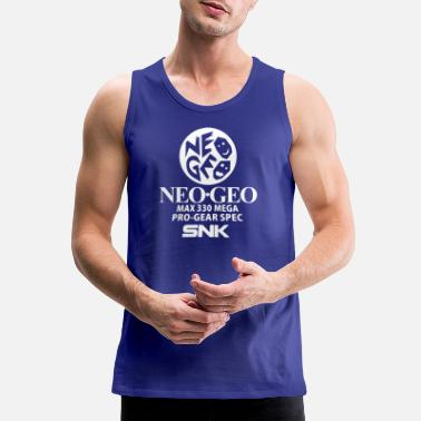 Geo Neo Geo - Men's Premium Tank Top