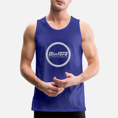 Binford Tools New Binford Tools - Men's Premium Tank Top