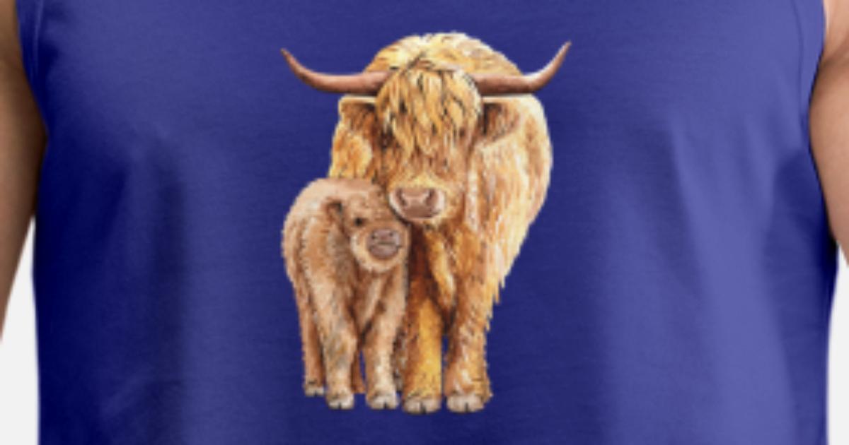 Yak Mom and Baby Fleece Baby Bib
