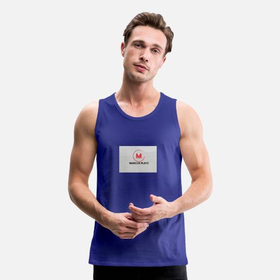 Fun Tank Tops - Phone cases - Men's Premium Tank Top royal blue
