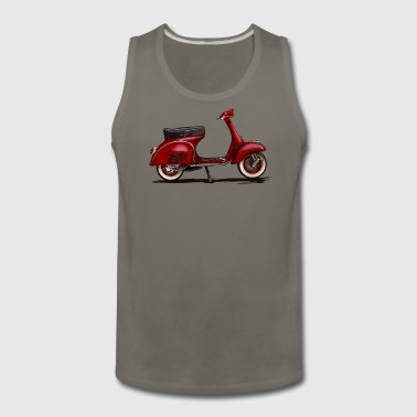 Scooter - Men's Premium Tank