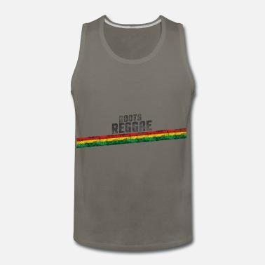 9e7095d62a7d61 Reggae roots reggae line - Men  39 s Premium Tank Top. Men s Premium Tank  Top