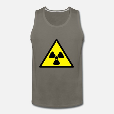 Nuclear Power nuclear power - Men's Premium Tank Top