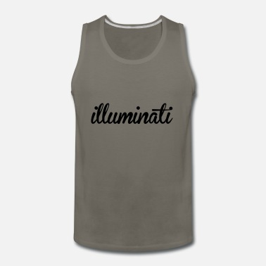 Illuminati illuminati - Men's Premium Tank Top