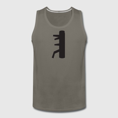 The Secret of the WING CHUN Dummy - Men's Premium Tank