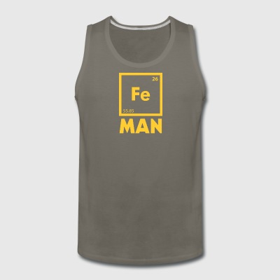 Iron Science - Men's Premium Tank