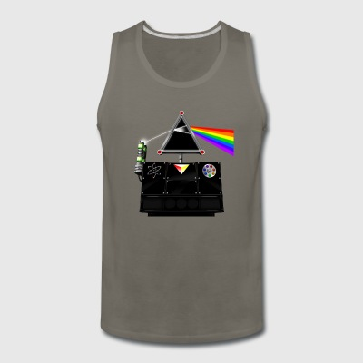 This Island Earth Interocitor Dark Side Prism - Men's Premium Tank