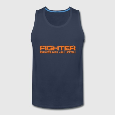 Jiu Jitsu BJJ Fighter - Men's Premium Tank