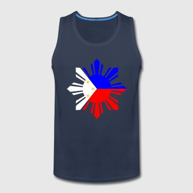 Philippines Flag - Men's Premium Tank