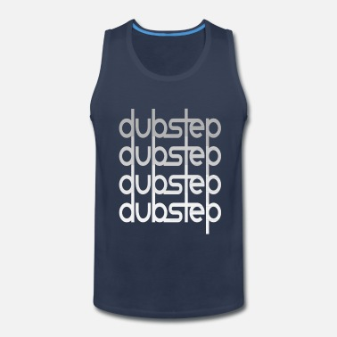 Run Dmc dubstep - Men's Premium Tank