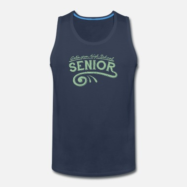 High School Senior Arlington High School SENIOR - Men's Premium Tank