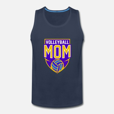 Beach Volleyball Volleyball Mom Volleyball Player Beach Volleyball - Men's Premium Tank Top