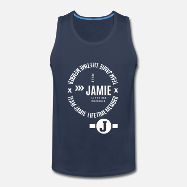 Jamie Name Jamie - Men's Premium Tank Top
