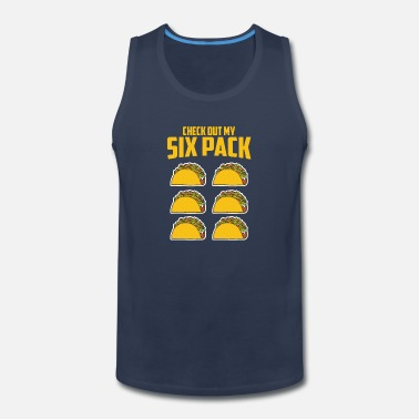 Six Pack Six pack - Men's Premium Tank