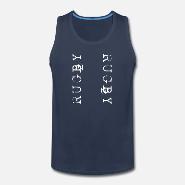 Rugby Rugby Rugby - Men's Premium Tank