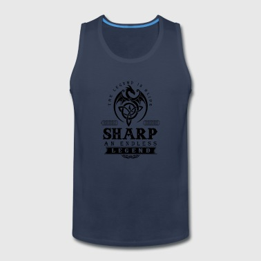 SHARP - Men's Premium Tank