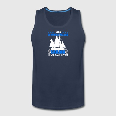 Sailing Shirt - Men's Premium Tank