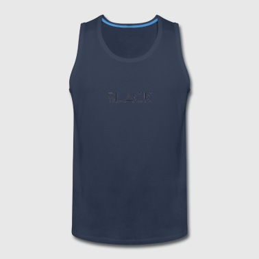 Make It Black Standard - Men's Premium Tank