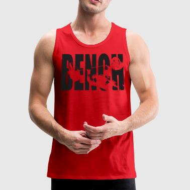 Bench Press - Men's Premium Tank