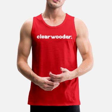 Clearwooder - Men's Premium Tank