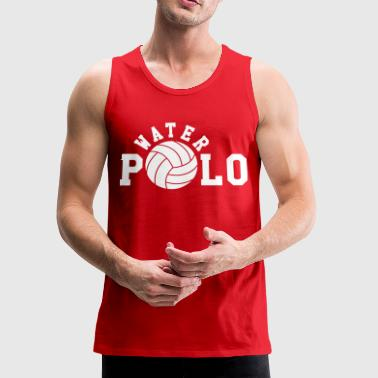 Water Polo - Men's Premium Tank