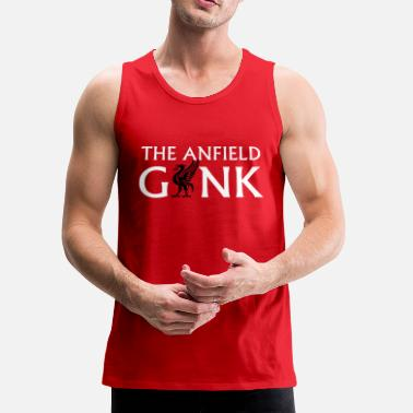 Liverpool THE ANFIELD GANK - Men's Premium Tank Top
