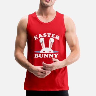 Easter Bunny Easter Bunny Easter Day - Men's Premium Tank