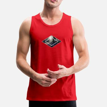 Nature Natural Nature - Men's Premium Tank