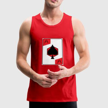 Ace of spades - Men's Premium Tank
