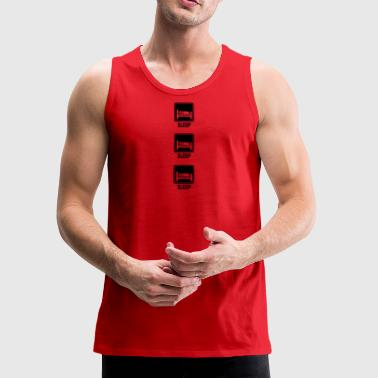 sleep sleep sleep - Men's Premium Tank