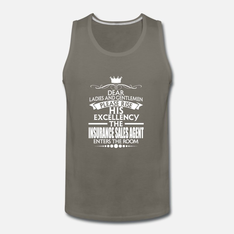 Insurance Sales Agent Excellency By Gogoapparel Spreadshirt