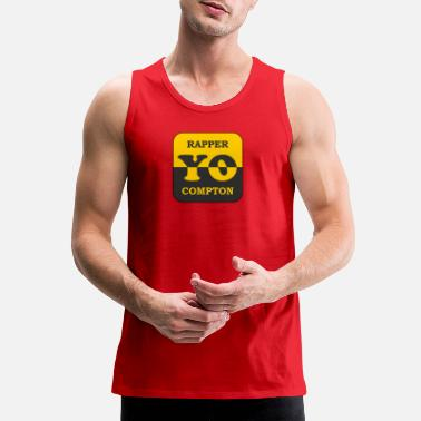 Compton rapper compton - Men's Premium Tank Top