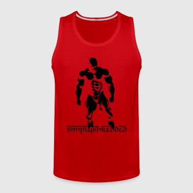 Mr.Olympia 2013 [Bodybuilding] Vector - Men's Premium Tank