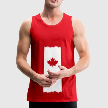 I am Canadian - Men's Premium Tank