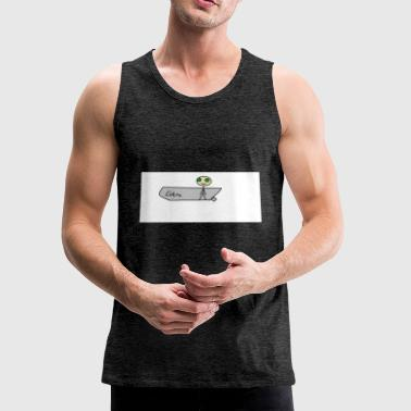 stick man - Men's Premium Tank