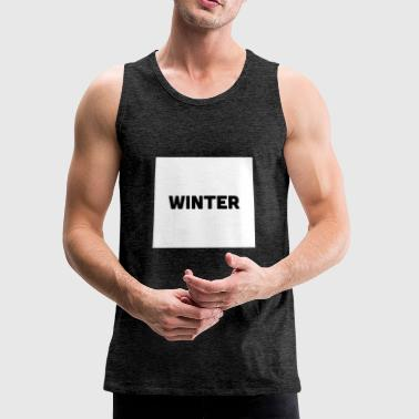 Winter - Men's Premium Tank