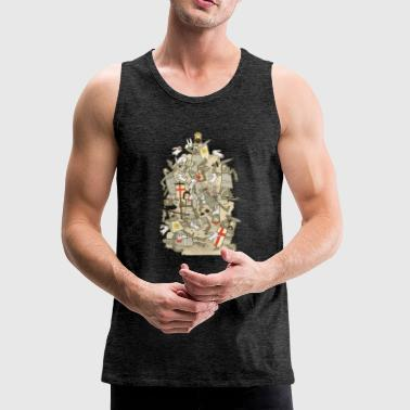 Bad Tempered Rodents - Men's Premium Tank