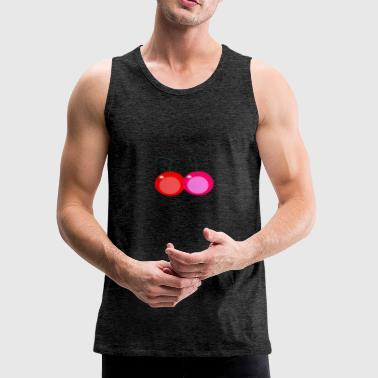 cherries - Men's Premium Tank