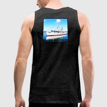 HICKS SEAFOOD - Men's Premium Tank