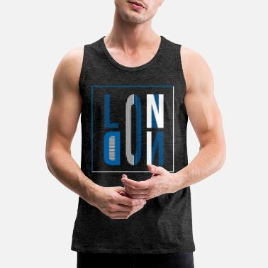 Meeting London - Men's Premium Tank Top