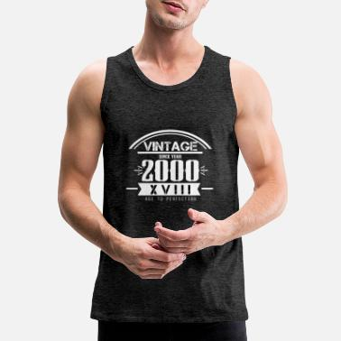 Aged To Perfection Age to Perfection - Men's Premium Tank