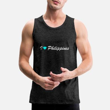 Philippines Philippines - Men's Premium Tank Top