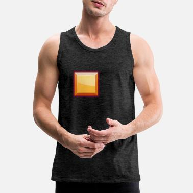 Square SQUARE - Men's Premium Tank Top