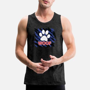 Play Pup Play Puppy Play - Men's Premium Tank Top