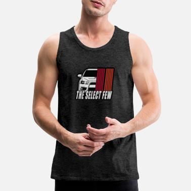 Solid Select Few - Men's Premium Tank Top