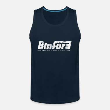 Binford Tools Binford Tools - Men's Premium Tank Top