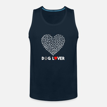 Dog Lover Dog lover - Men's Premium Tank Top