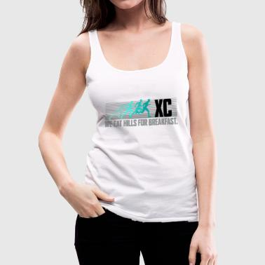 Cross Country Running Tee - Women's Premium Tank Top